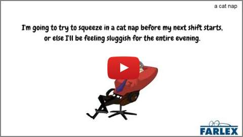 Catnap Idioms By The Free Dictionary